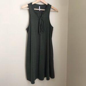 Z Supply tie top dress | L